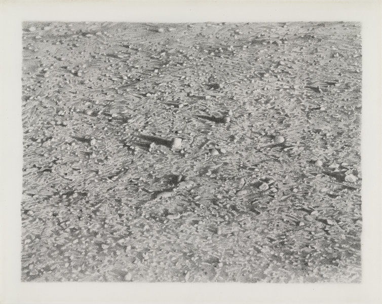 Untitled (Irregular Desert) by Vija Celmins