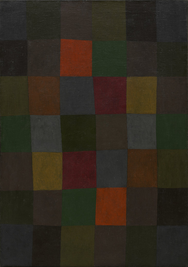 New Harmony by Paul Klee