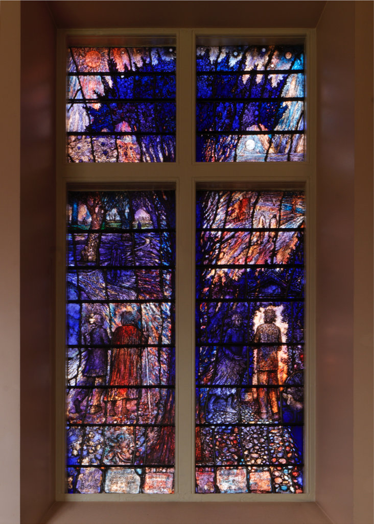 The Wisdom Window by Tom Denny
