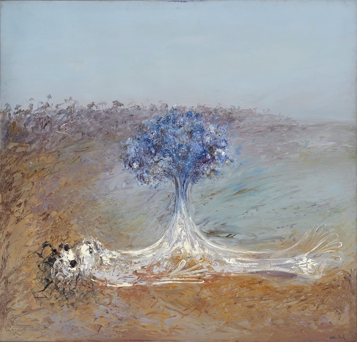 Nebuchadnezzar's Dream of the Tree by Arthur Boyd