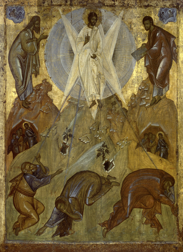 The Transfiguration by Theophanes the Greek and workshop