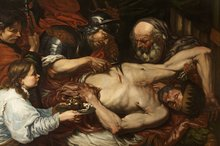 The Death of Saul by