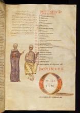 Illustration from Moralia in Iob (Job) by Saint Gregory the Great by Unknown artist