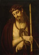 Christ Bound and Crowned with Thorns by Andrea Solario