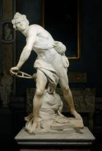 David by Gian Lorenzo Bernini