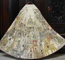 The Jubilee Cope by Beryl Dean with the Stanhope Educational Institute Embroiderers