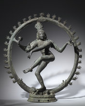 Nataraja, Shiva as the Lord of Dance by Unknown artist, Tamil Nadu, South India