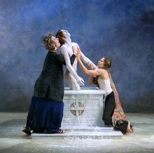 Emergence by Bill Viola