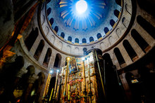 Rotunda of the Church of the Holy Sepulchre
