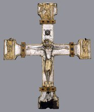 Processional Cross by Unknown Spanish artist [Asturias]