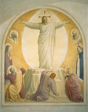 Transfiguration (Cell 6) by Fra Angelico